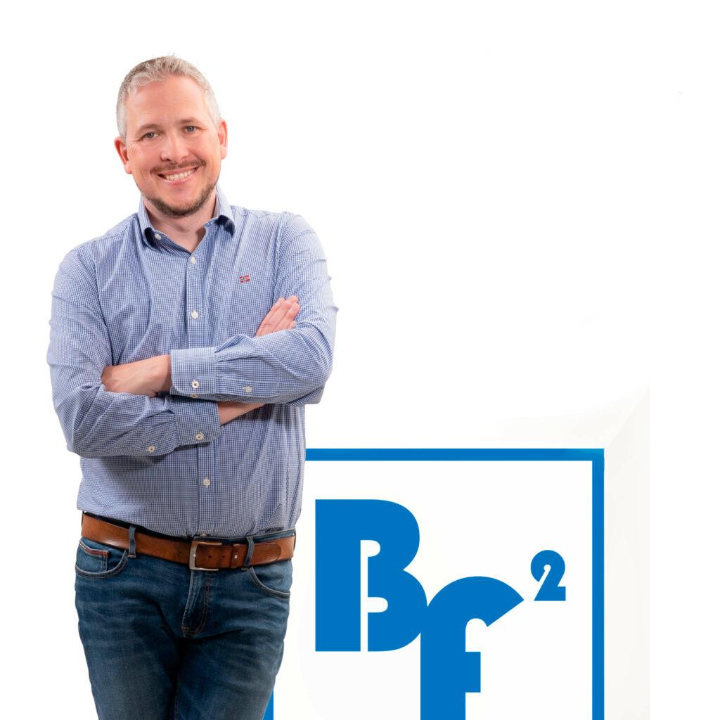 Dirk Fischer von BFquadrat